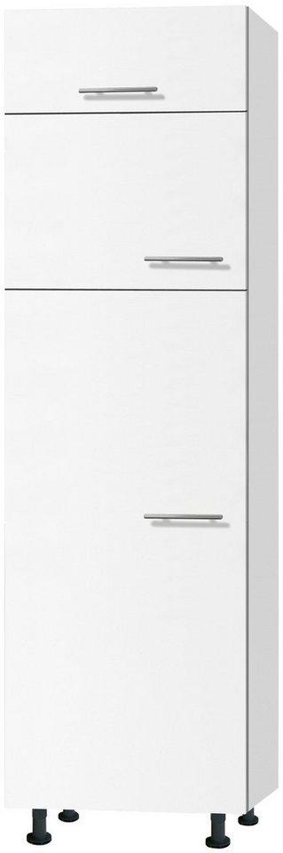 Kühl-Gefrierkombination »Michel«, Höhe 211,8 cm in weiß