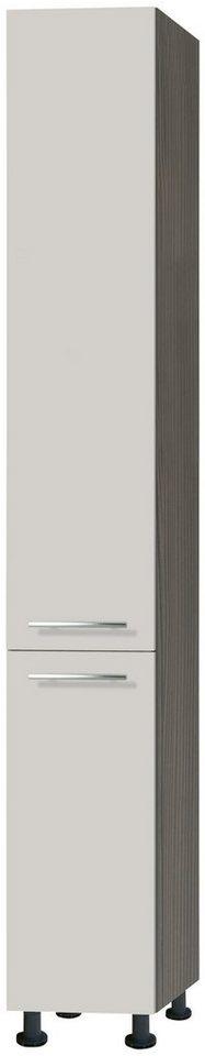 Apothekerschrank »Finn«, Höhe 211,8 cm in sandfarben