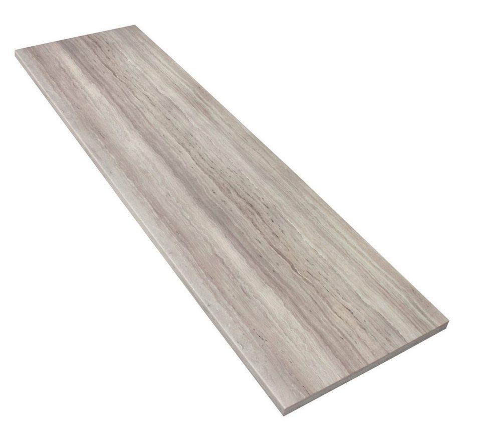 arbeitsplatte »london, 50 bis 180 cm lang« kaufen | otto