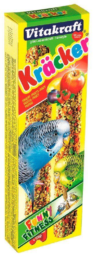 Vogelfutter »Vitakraft Kräcker 10 x 2 Stück «