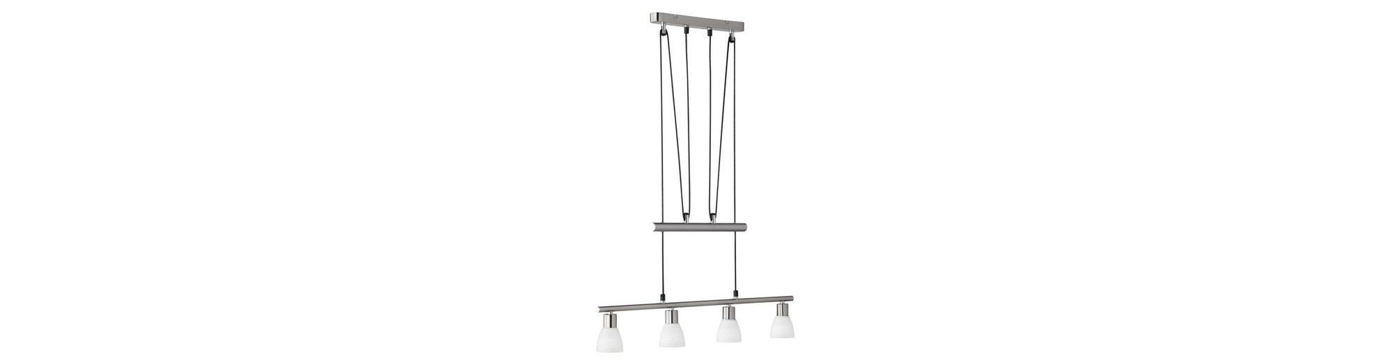 Trio LED-Pendelleuchte, 4flg., »CARICO«