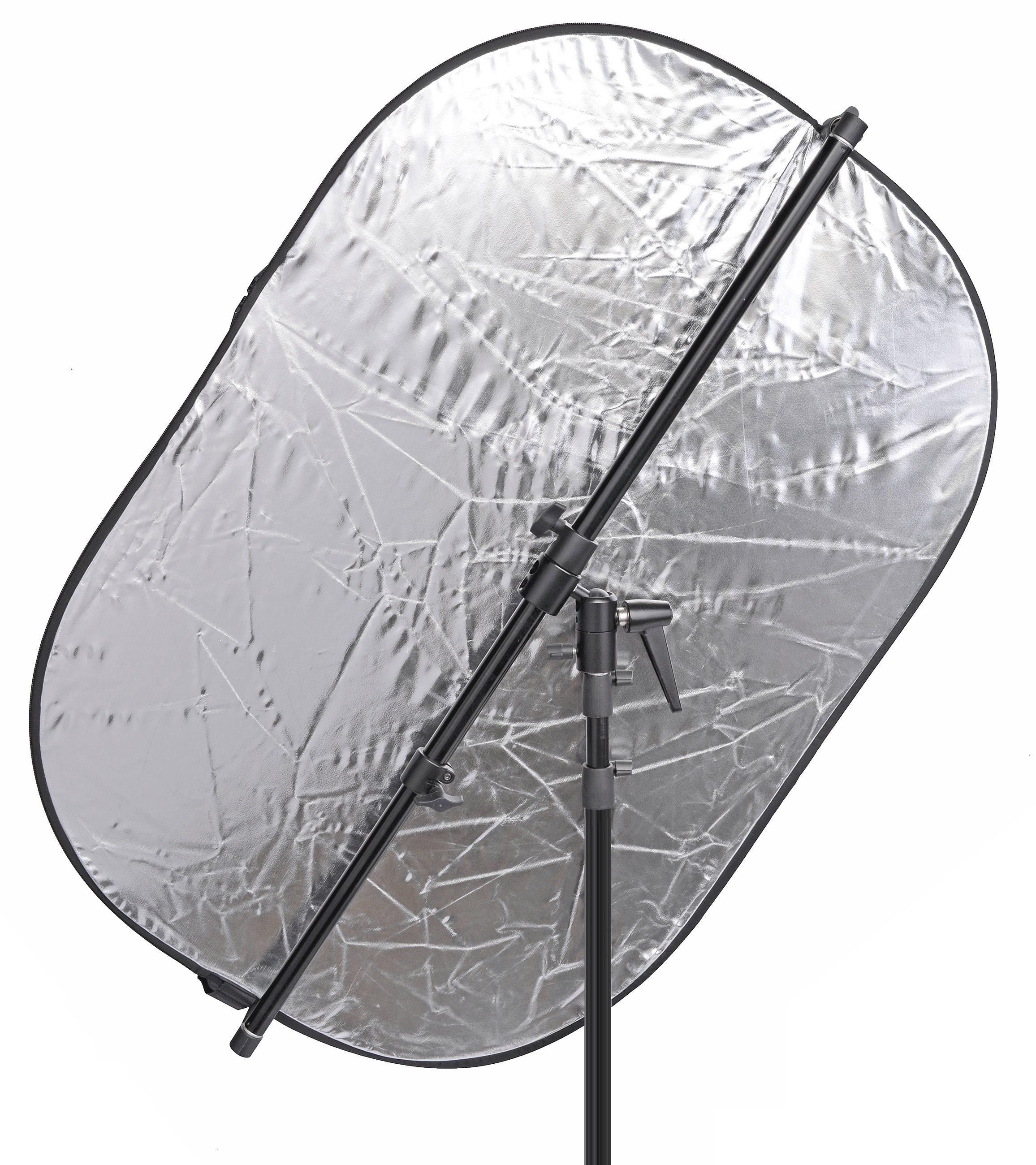 BRESSER Fotostudio »JM-41 Halter für Reflektoren von 65cm bis 121cm«
