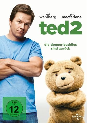 DVD »Ted 2«