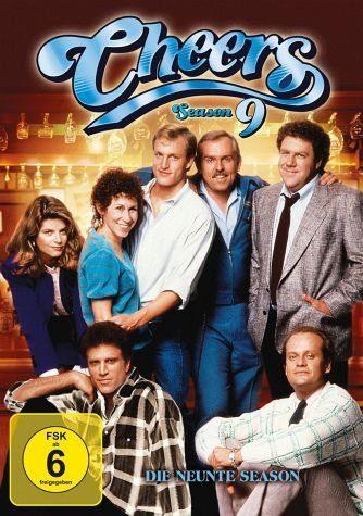 DVD »Cheers - Die komplette neunte Season (4 Discs)«