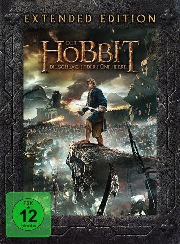 DVD »Der Hobbit: Die Schlacht der fünf Heere...«