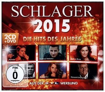 Audio CD »Various: Schlager 2015«