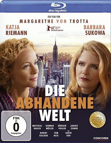 Blu-ray »Die abhandene Welt«