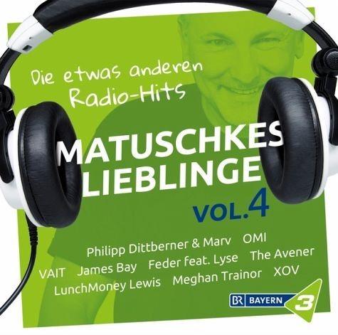 Audio CD »Various: Bayern 3 - Matuschkes Lieblinge,Vol. 4«