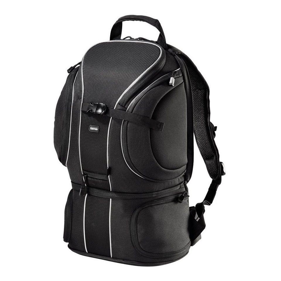 Hama Kamerarucksack für 2 Spiegelreflex Kameras, Zubehör, Tablet »Kameratasche Foto Rucksack« in Schwarz