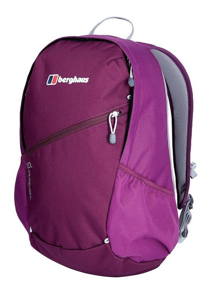 Berghaus Sport- und Freizeittasche »Twentyfourseven Plus 20 Daypack« in lila