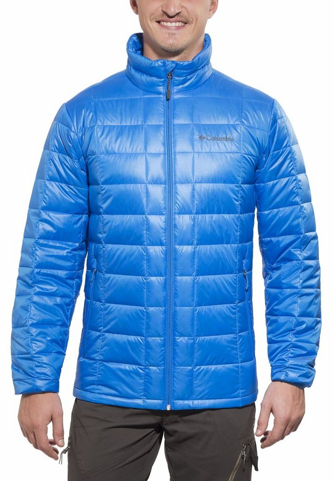 Columbia Outdoorjacke »Trask Mountain 650 TurboDown Jacket Men« in blau