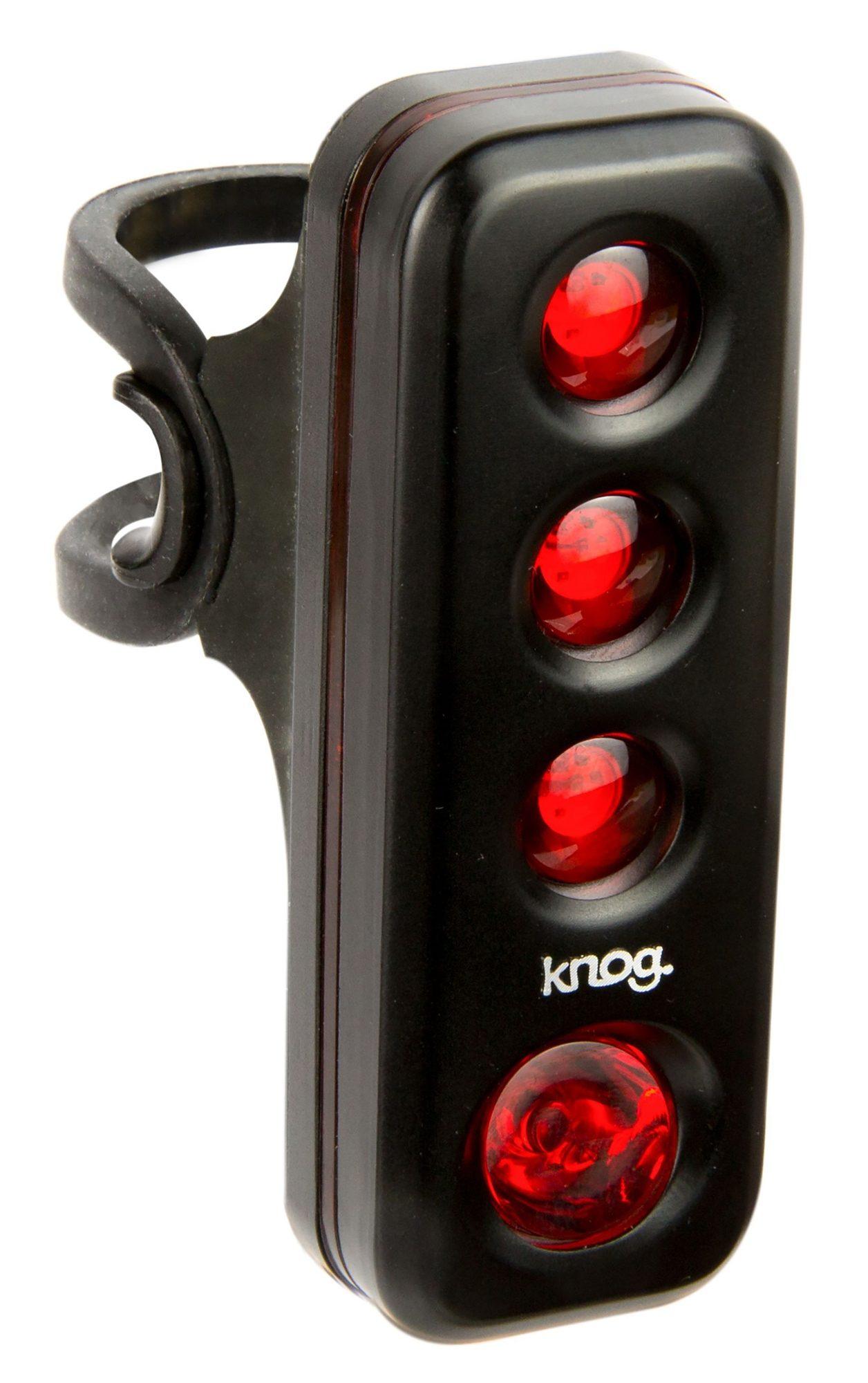 Knog Fahrradbeleuchtung »Blinder Road R70 Rücklicht rote LED«