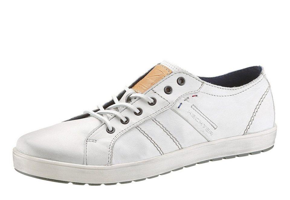 Daniel Hechter Sneaker mit herausnehmbarer Sohle in weiß used