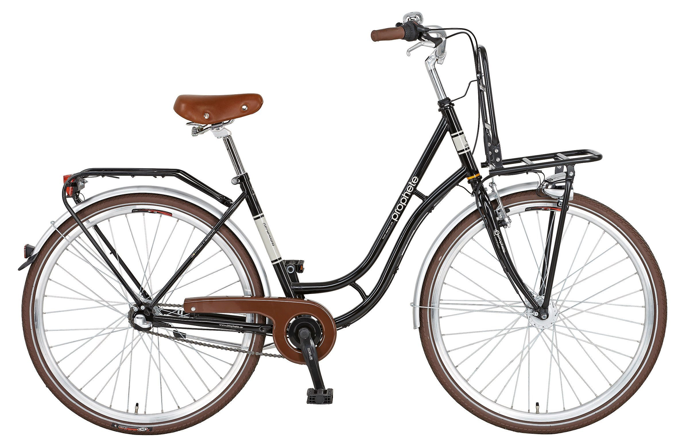 Prophete Citybike »GENIESSER Cargo, 71,12 cm (28 Zoll)«