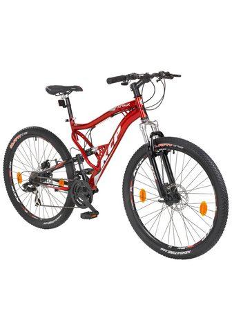KCP Kalnų dviratis »ATTACK rot« 275 Zoll 2...