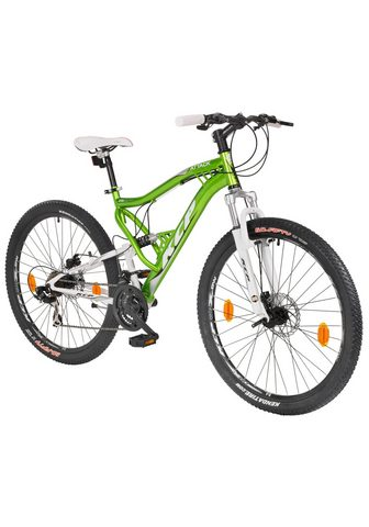 KCP Kalnų dviratis »ATTACK grün« 275 Zoll ...