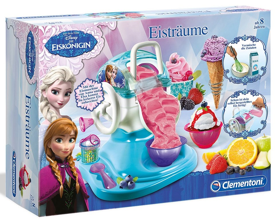 Clementoni Kreativ-Set, »Disney Frozen - Eisträume«