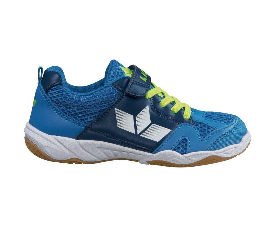 LICO Kinder Sportschuh aus Nylon-Mesh »SPORT VS« in blau/marine/lemon