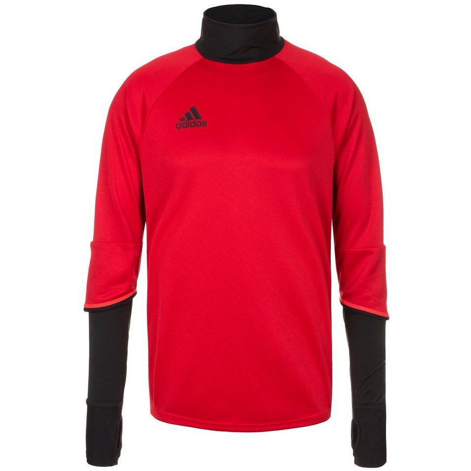 adidas Performance Condivo 16 Trainingssweat Herren in rot / schwarz