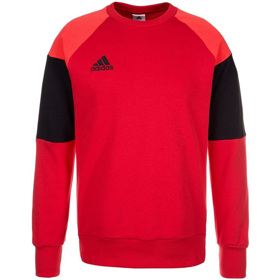 adidas Performance Condivo 16 Trainingssweat Herren in rot / schwarz
