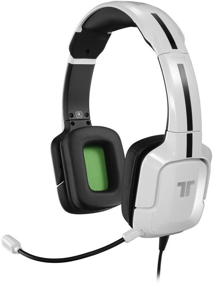 Mad Catz Kunai Stereo Headset in Weiss »(XOne PC Tablet/Smartphone)«