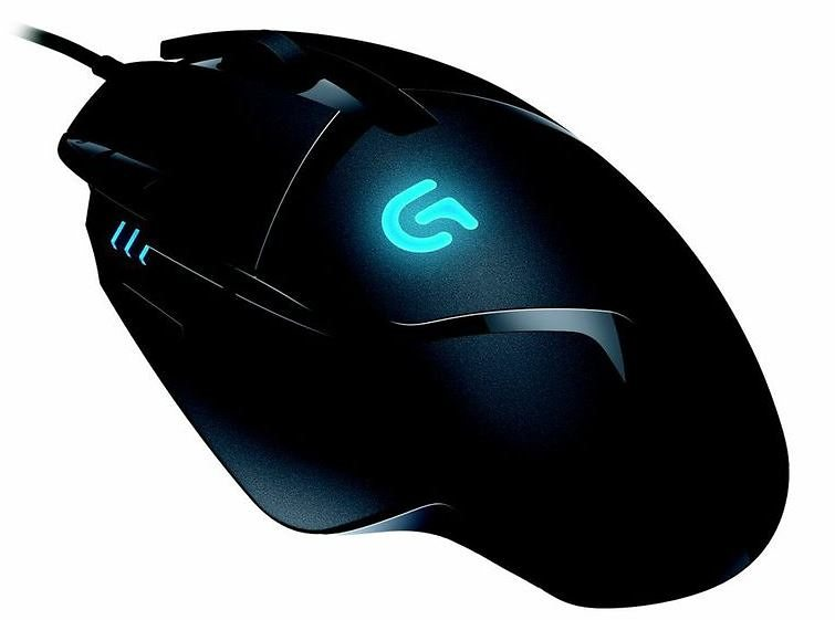 Logitech Games Gaming-Maus »G402 Hyperion Fury FPS Gaming Mouse«