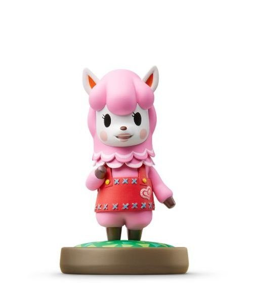 Nintendo Wii U - Spiel »amiibo Animal Crossing Rosina«