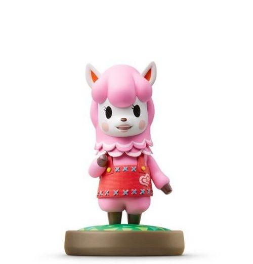 Nintendo Wii U - Spiel »amiibo Animal Crossing Rosina«