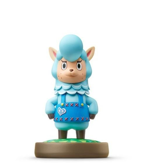 Nintendo Wii U - Spiel »amiibo Animal Crossing Björn«