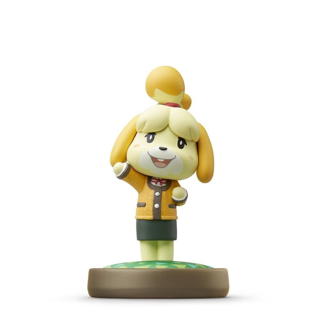 Nintendo Wii U - Spiel »amiibo Animal Crossing Melinda«