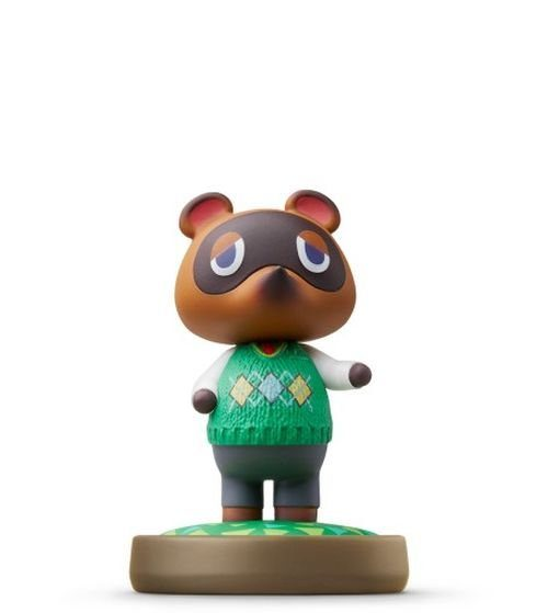 Nintendo Wii U - Spiel »amiibo Animal Crossing Tom Nook«