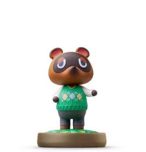 Nintendo Wii U - Spiel »amiibo Animal Crossing Tom Nook«