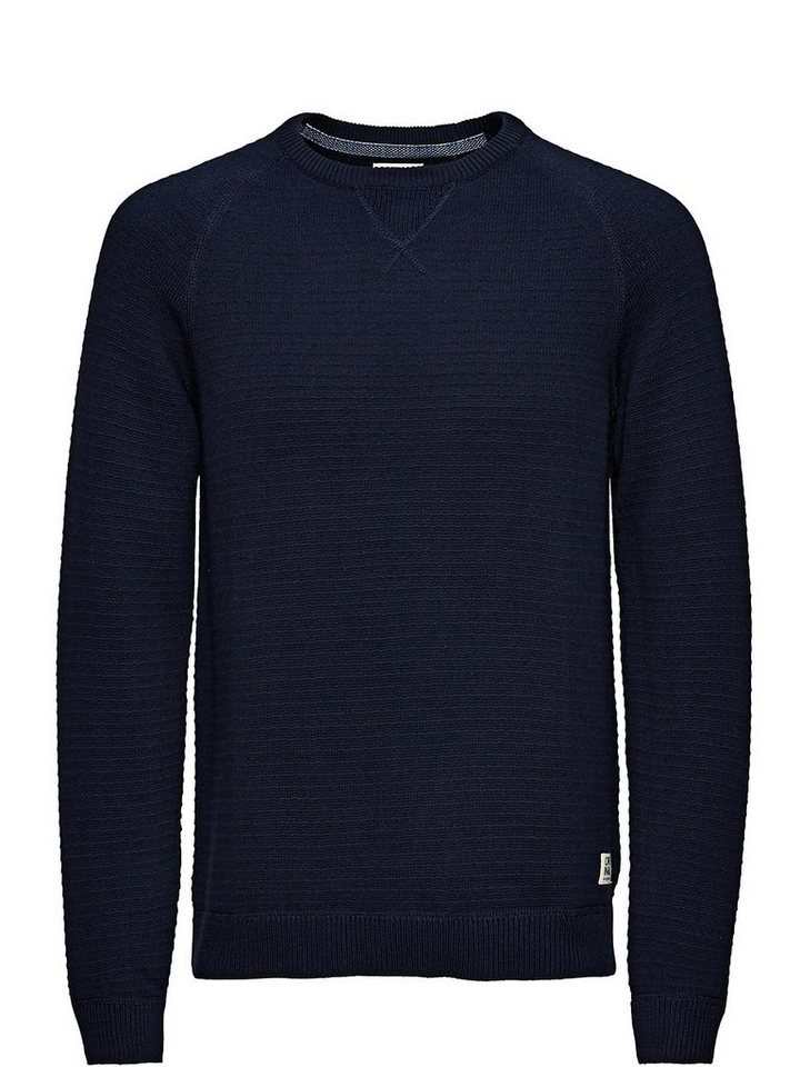 Jack & Jones Vielseitiger Pullover in Navy Blazer
