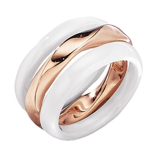 Jacques Lemans Ring »Edelstahl«