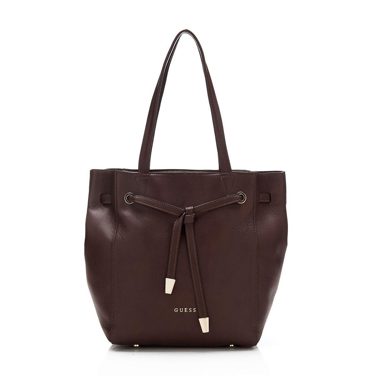 Guess Tasche Alessandra aus Leder