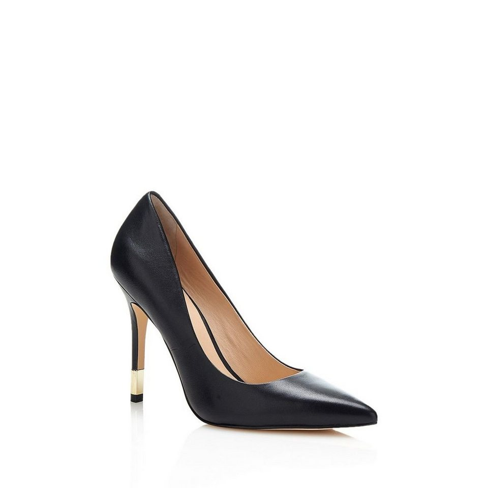 Guess Pumps Bayan aus Leder in Schwarz