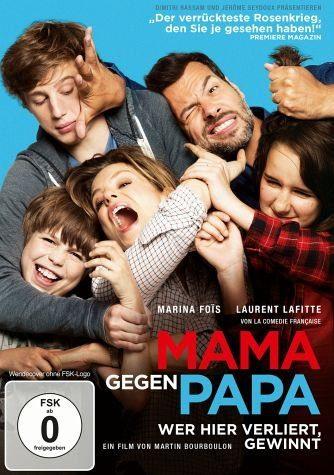 DVD »Mama gegen Papa - Wer hier verliert, gewinnt«