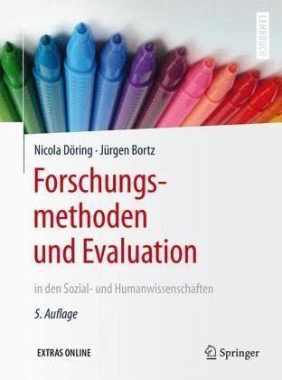 Gebundenes Buch »Forschungsmethoden und Evaluation«
