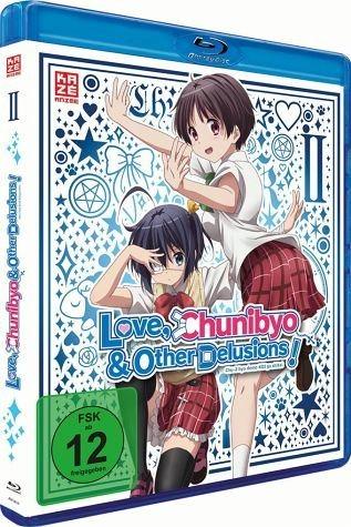 Blu-ray »Love, Chunibyo & Other Delusions! - Vol. 2«
