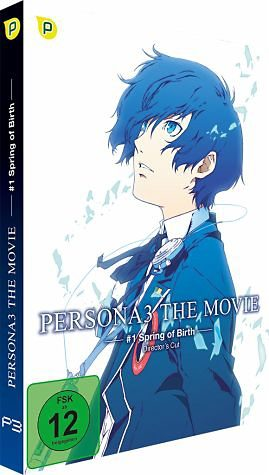 DVD »Persona 3 - The Movie: #1 Spring of Birth«