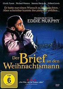 DVD »Der Brief an den Weihnachtsmann«