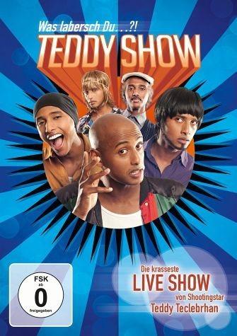 DVD »Teddy Show - Was labersch Du...?«