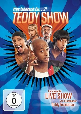 DVD »Teddy Show - Was labersch Du...?«