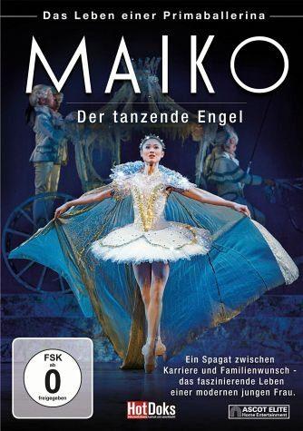 DVD »Maiko - Der tanzende Engel«