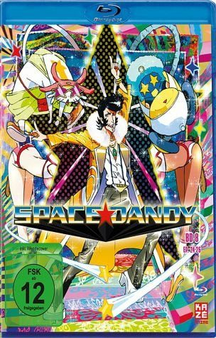 Blu-ray »Space Dandy - Vol. 8«