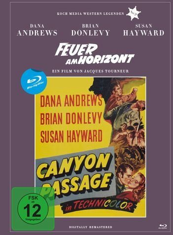 Blu-ray »Feuer am Horizont«