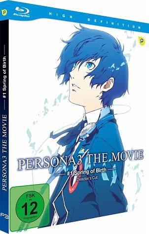 Blu-ray »Persona 3 - The Movie: #1 Spring of Birth«