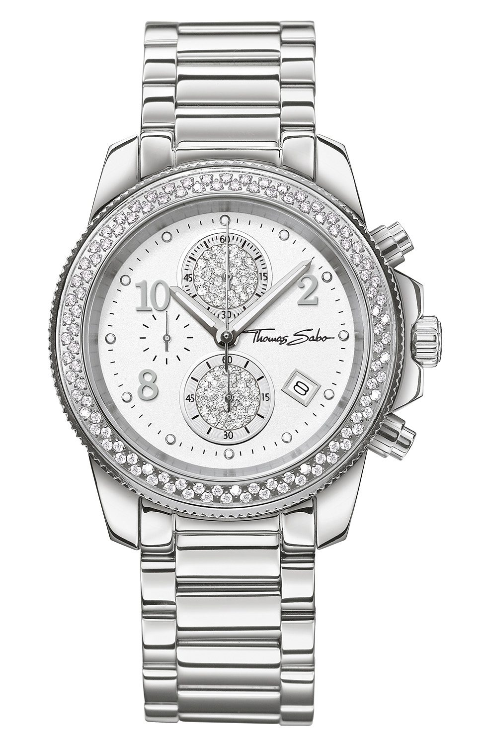 Thomas Sabo Chronograph »GLAM CHRONO, WA0201«