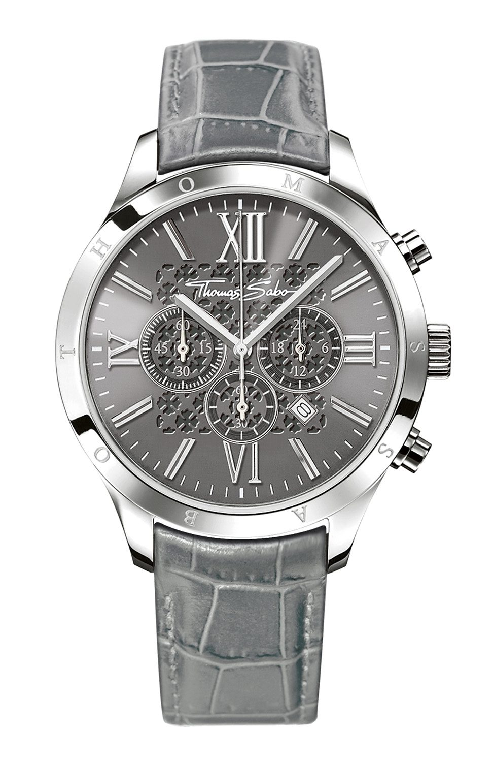 Thomas Sabo Chronograph »REBEL URBAN, WA0226«