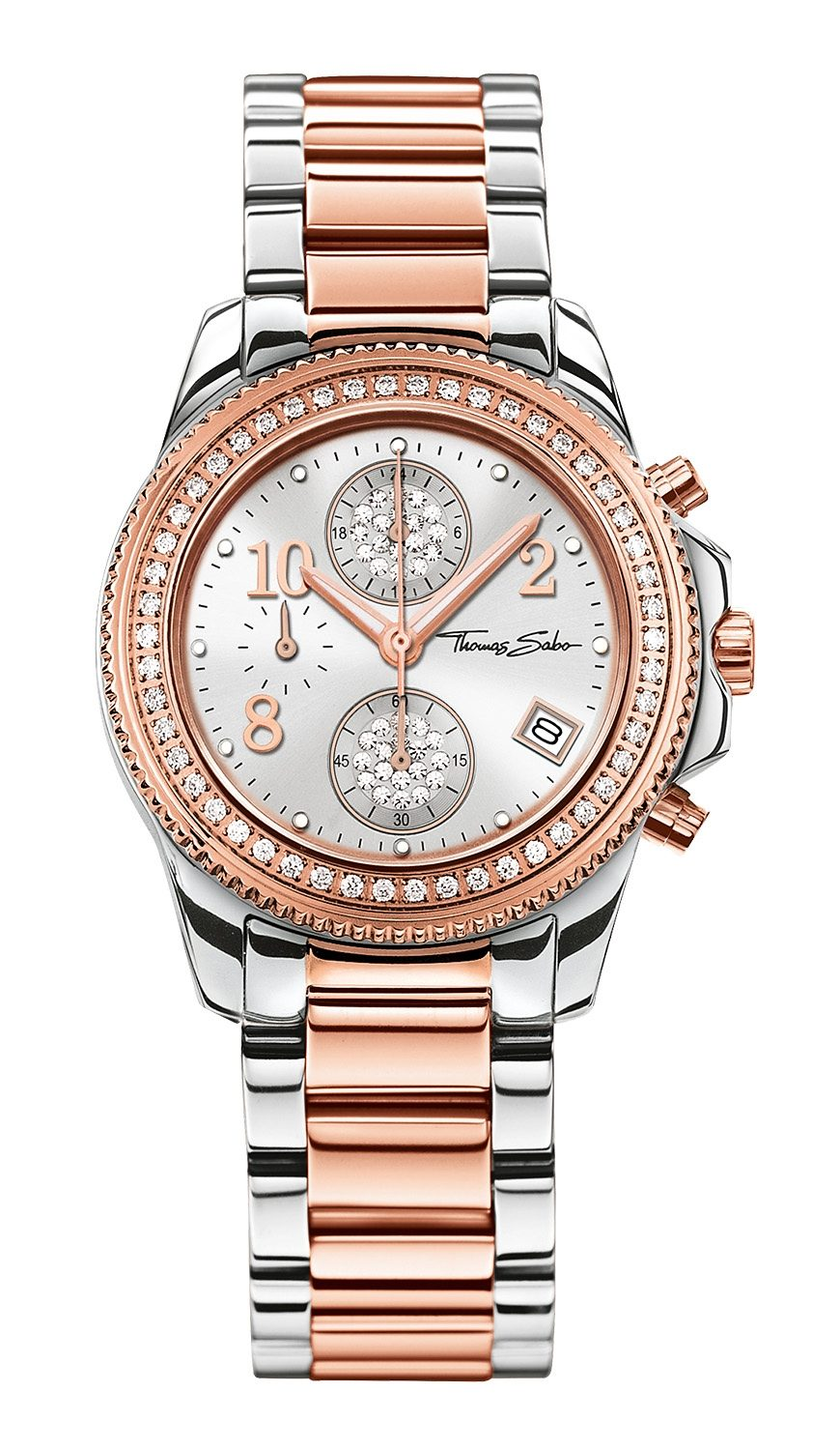 Thomas Sabo Chronograph »GLAM CHRONO, WA0241«